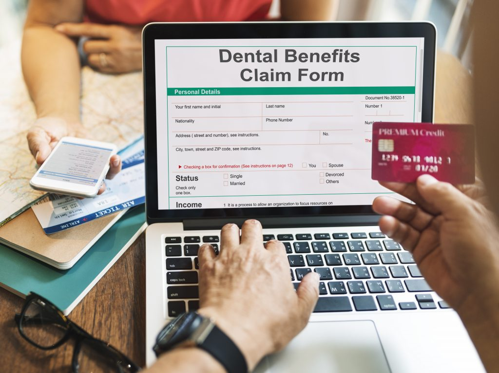 Dental Benefits Form